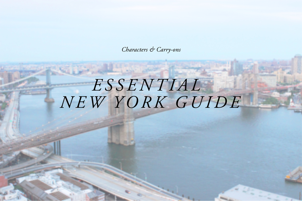 Essential New York Guide