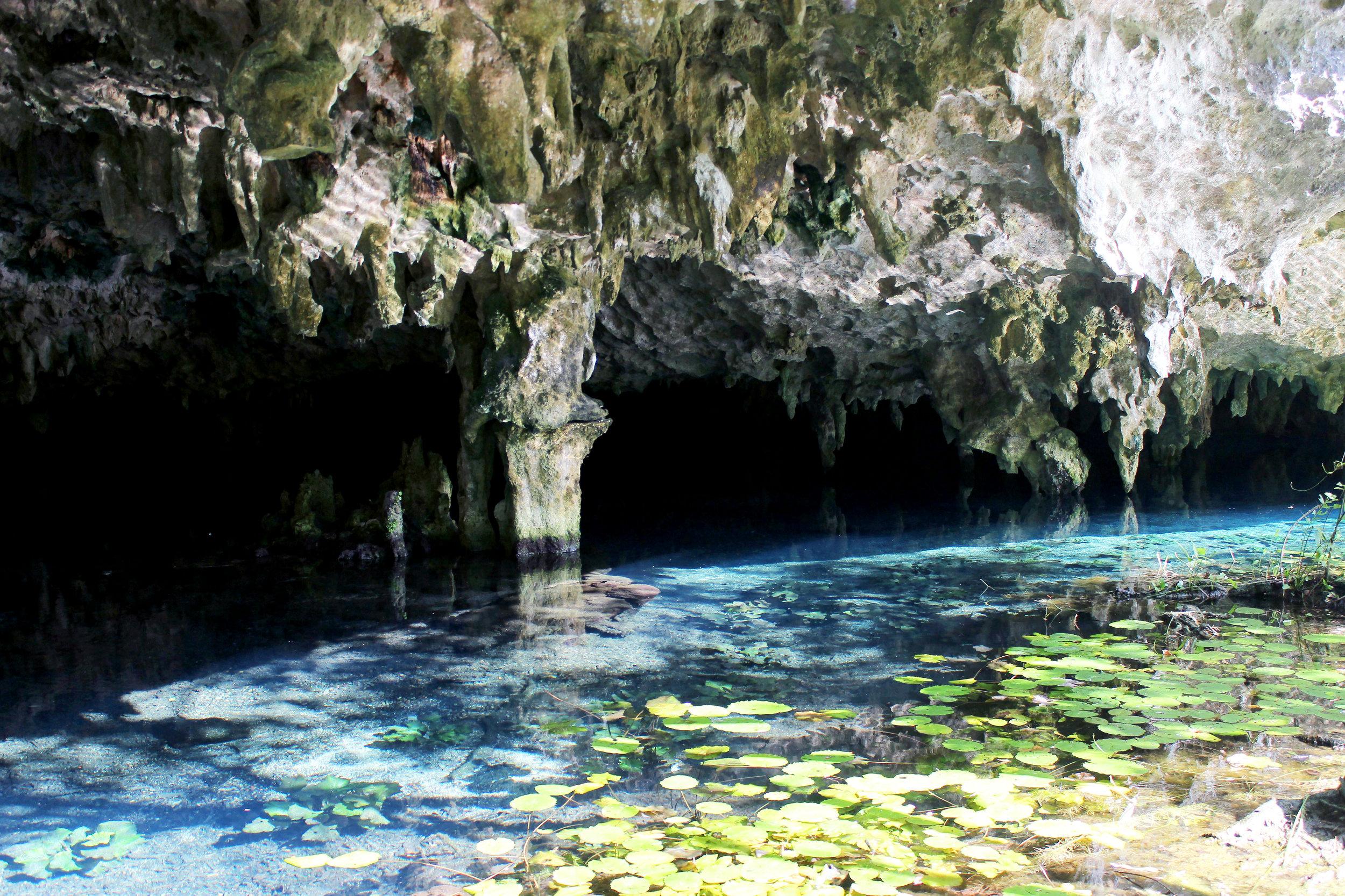 Cenote Dos Ojos
