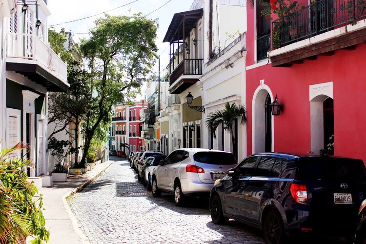 Puerto Rico Travel Diary