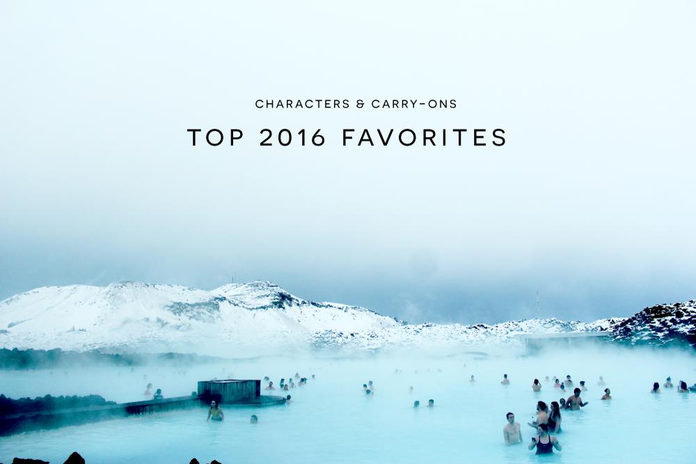 Top 2016 Favorites