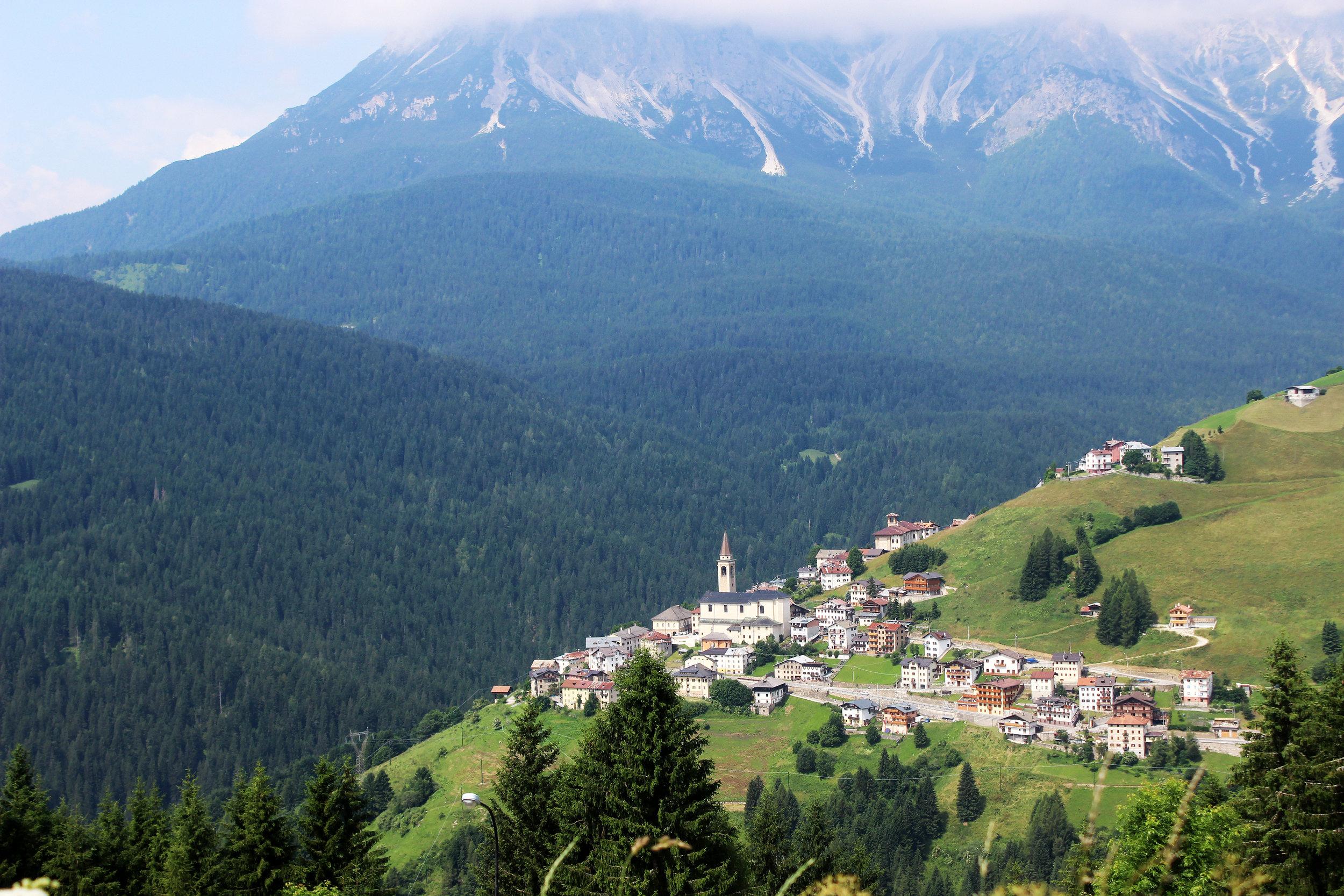 Comelico, Dolomites