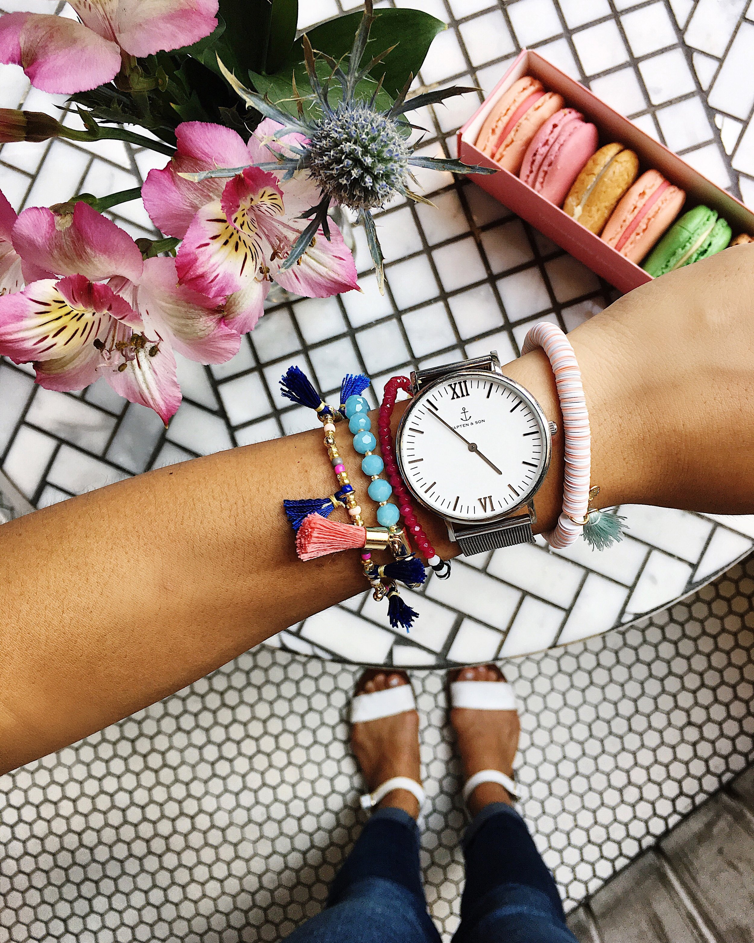 baubler bar bracelet kapten and son watch arm candy