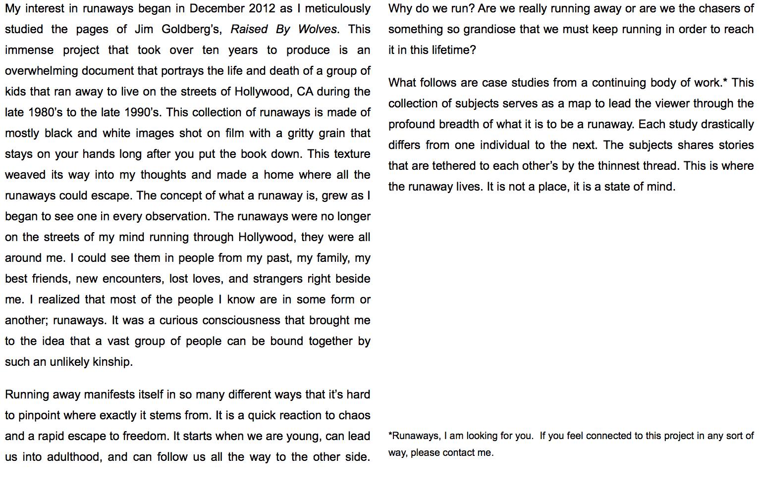 an excerpt from my piece on Runaways.