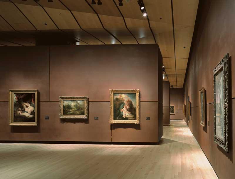 the Venetian- Guggenheim Exhibit