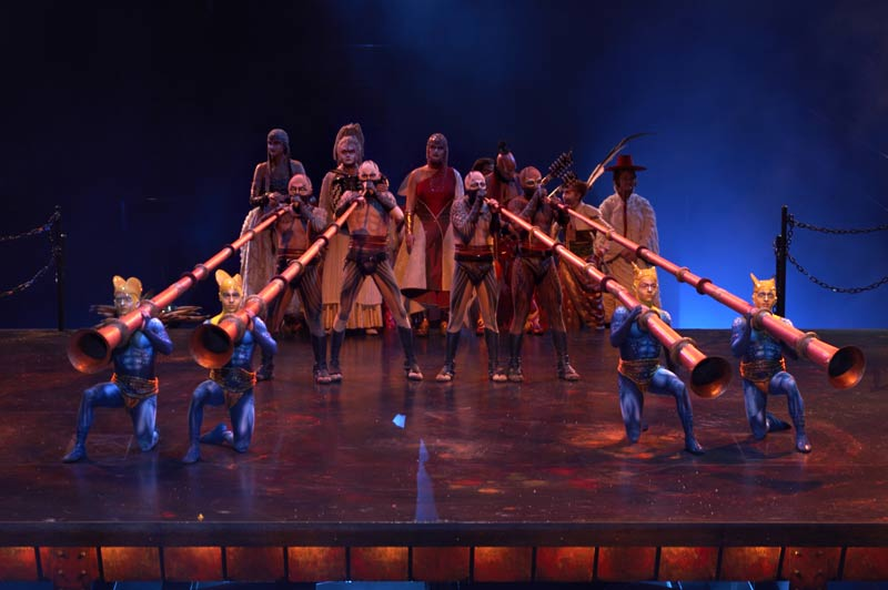 KA' performance