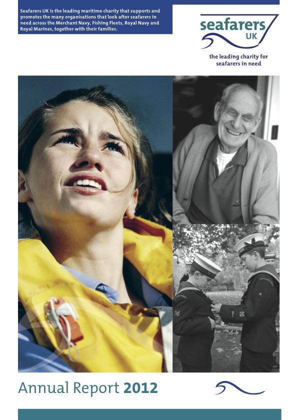 Seafarers UK Annual Report 2012