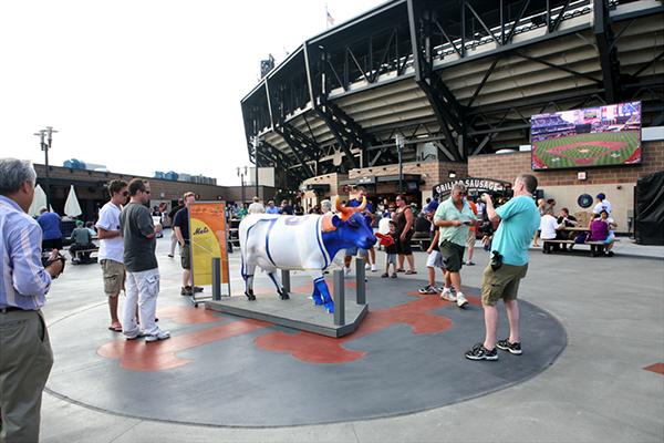 Cow Parade,   2009