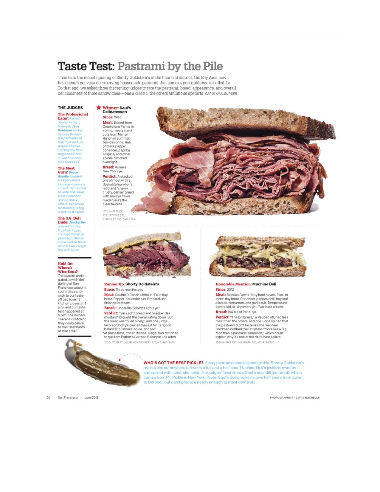 SF Magazine Pastrami Taste Test June 2013.jpg