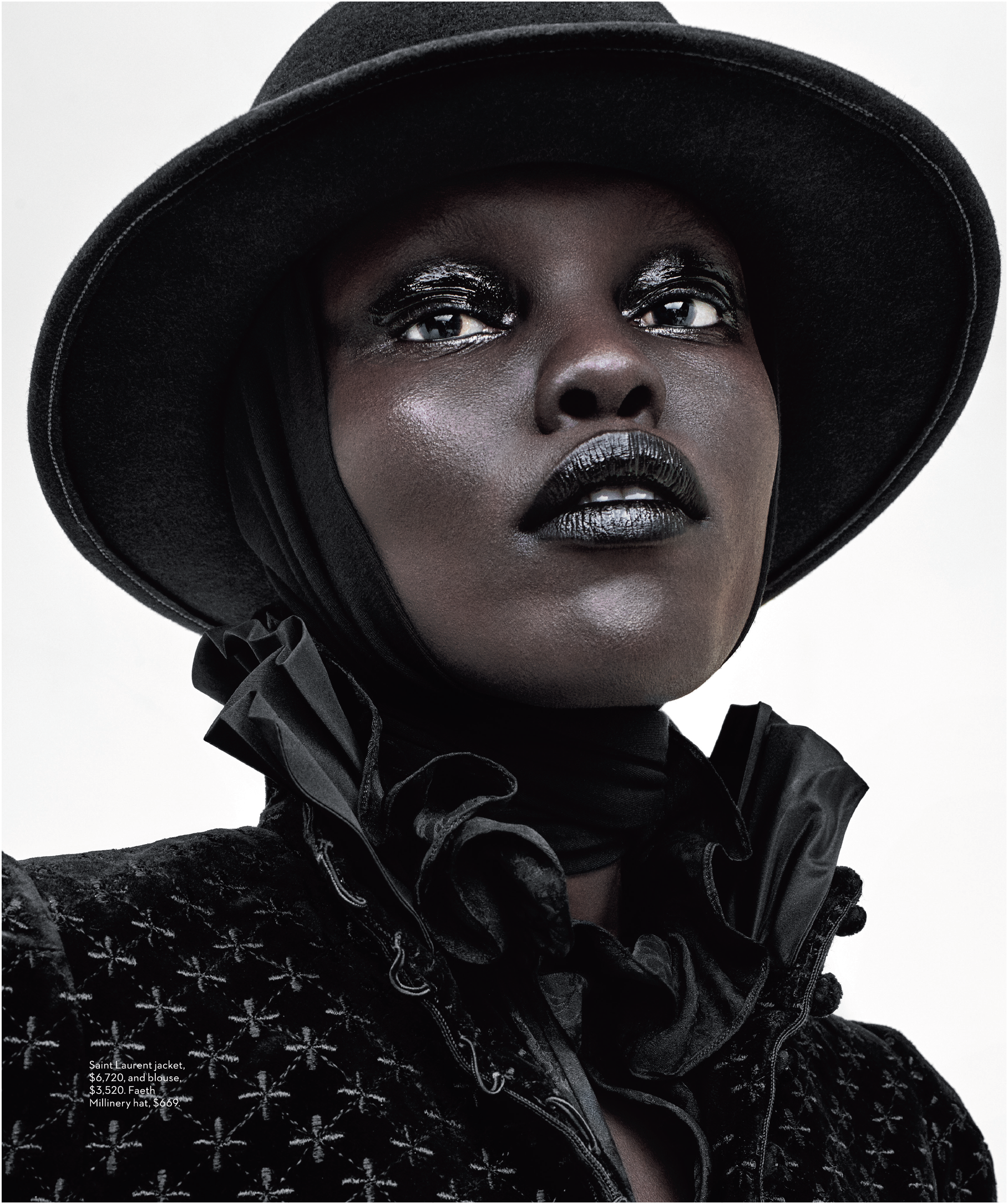 GRACE BOL PHOTOGRAPHED BY JASON KIBBLER FOR AUSTRALIAN VOGUE, SEPTEMBER 2018. IMAGES COURTESY CONDÉ NAST.