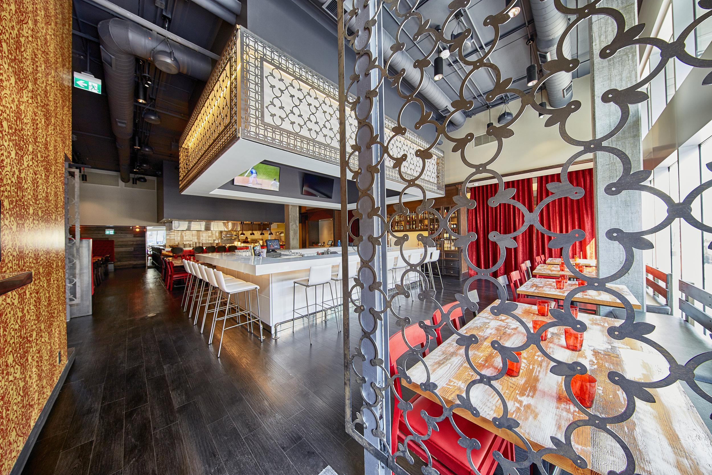 Toque Agency: The Merchant Kitchen, Winnipeg, Interior.
