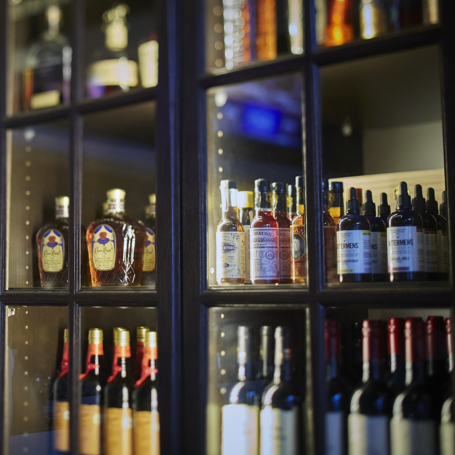 Toque Agency: The Merchant Kitchen, Winnipeg, Bar.