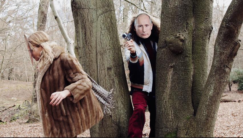 FASHION FILMS - Click through for our original fashion films and brand concept work