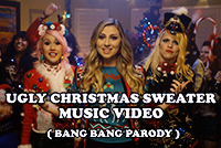 Ugly X-Mas Sweater Music Video