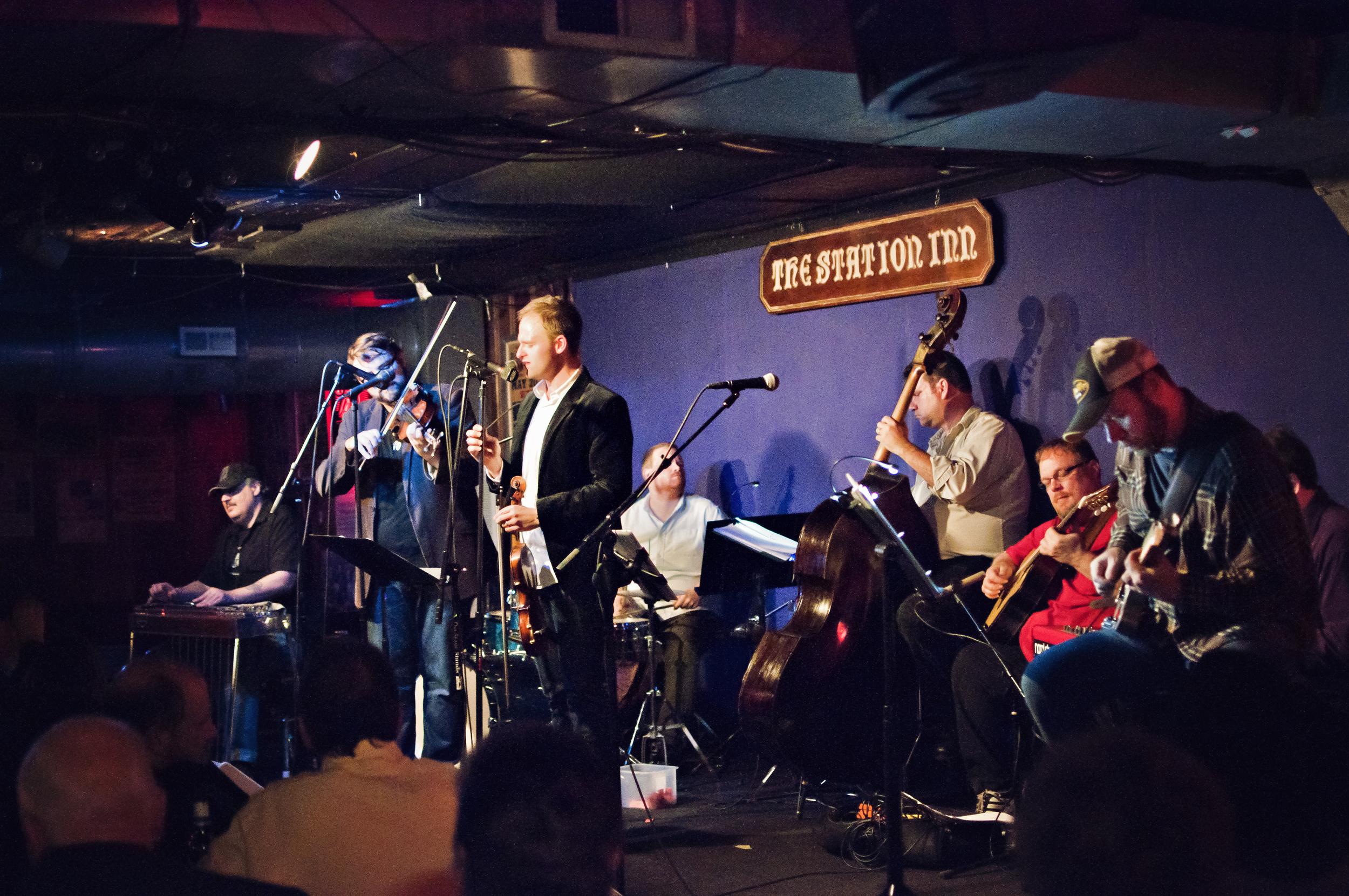 Band at Station Inn