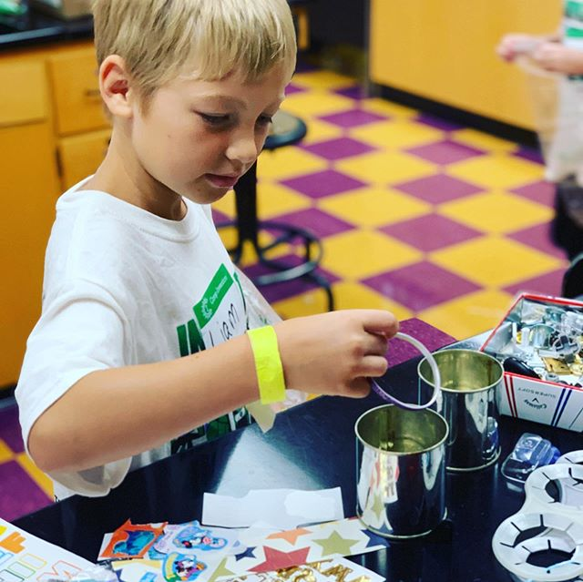 Camp Invention: Each day children are entering a place where their ideas matter and anything is possible! This is a safe and fun space where your child can create, test, try, fail, discover and explore the incredible world of invention!