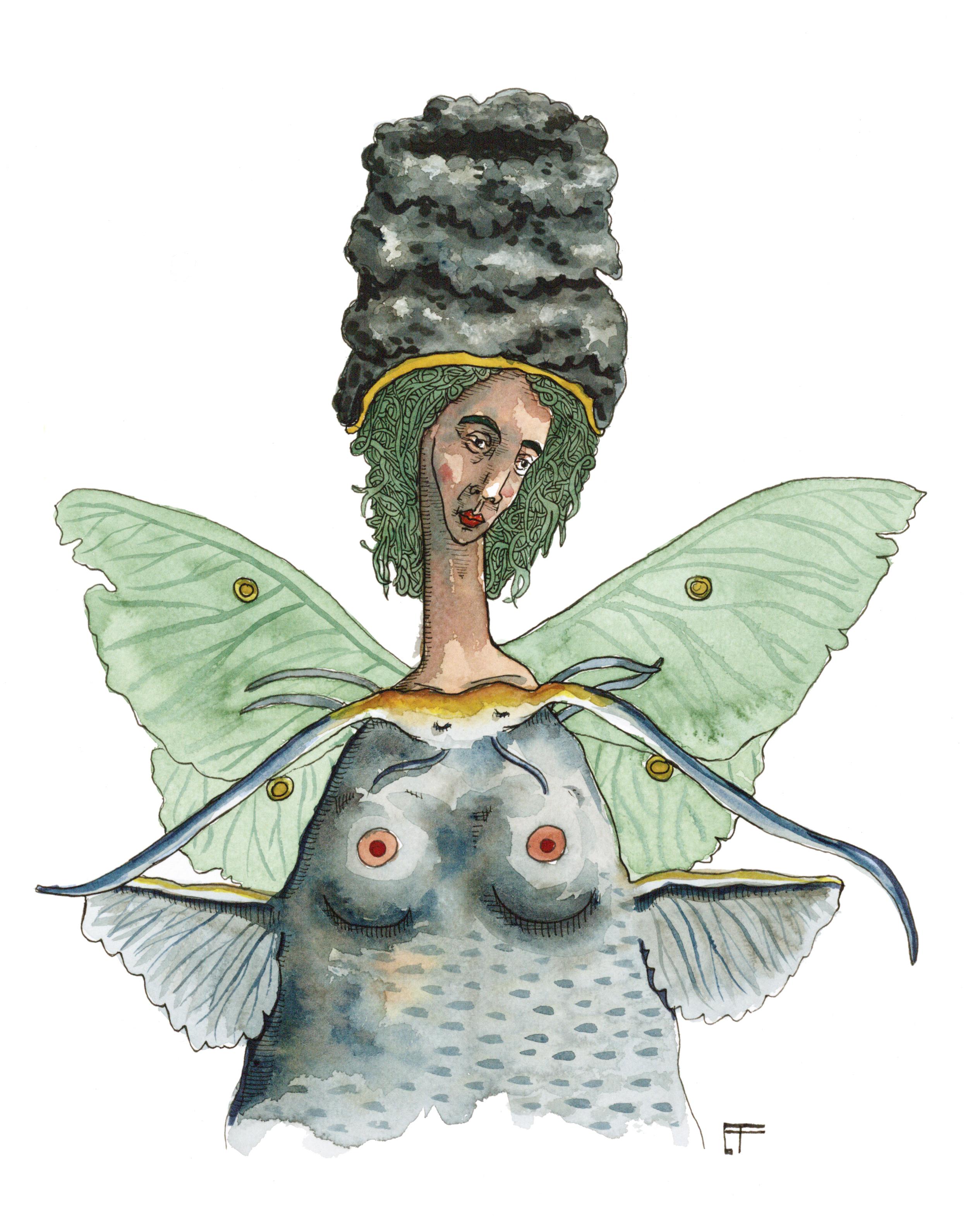 Louisiana Deity: Catfish