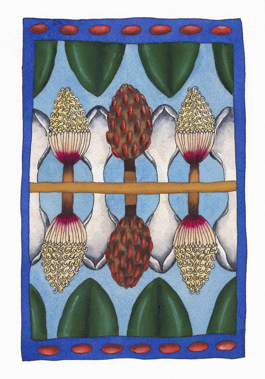 tapestry magnolia fruit and flower.jpg