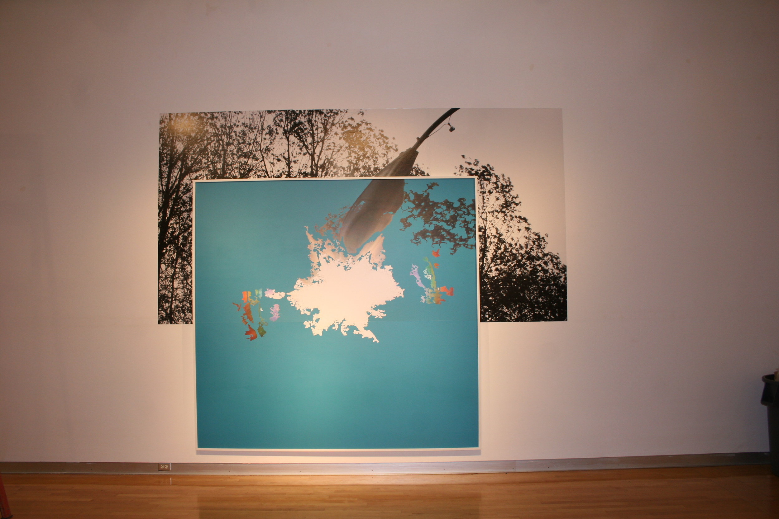 Day Road, Williamson Gallery, Scripps College, 2007.