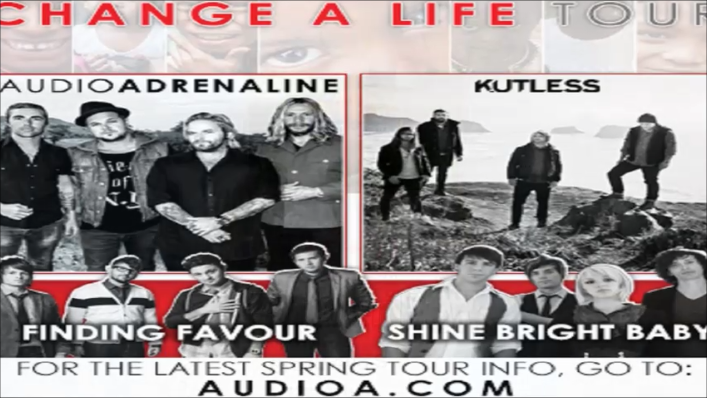 Audio Adrenaline / Kutess Tour