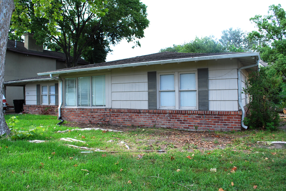 Original 1950's ranch-style home