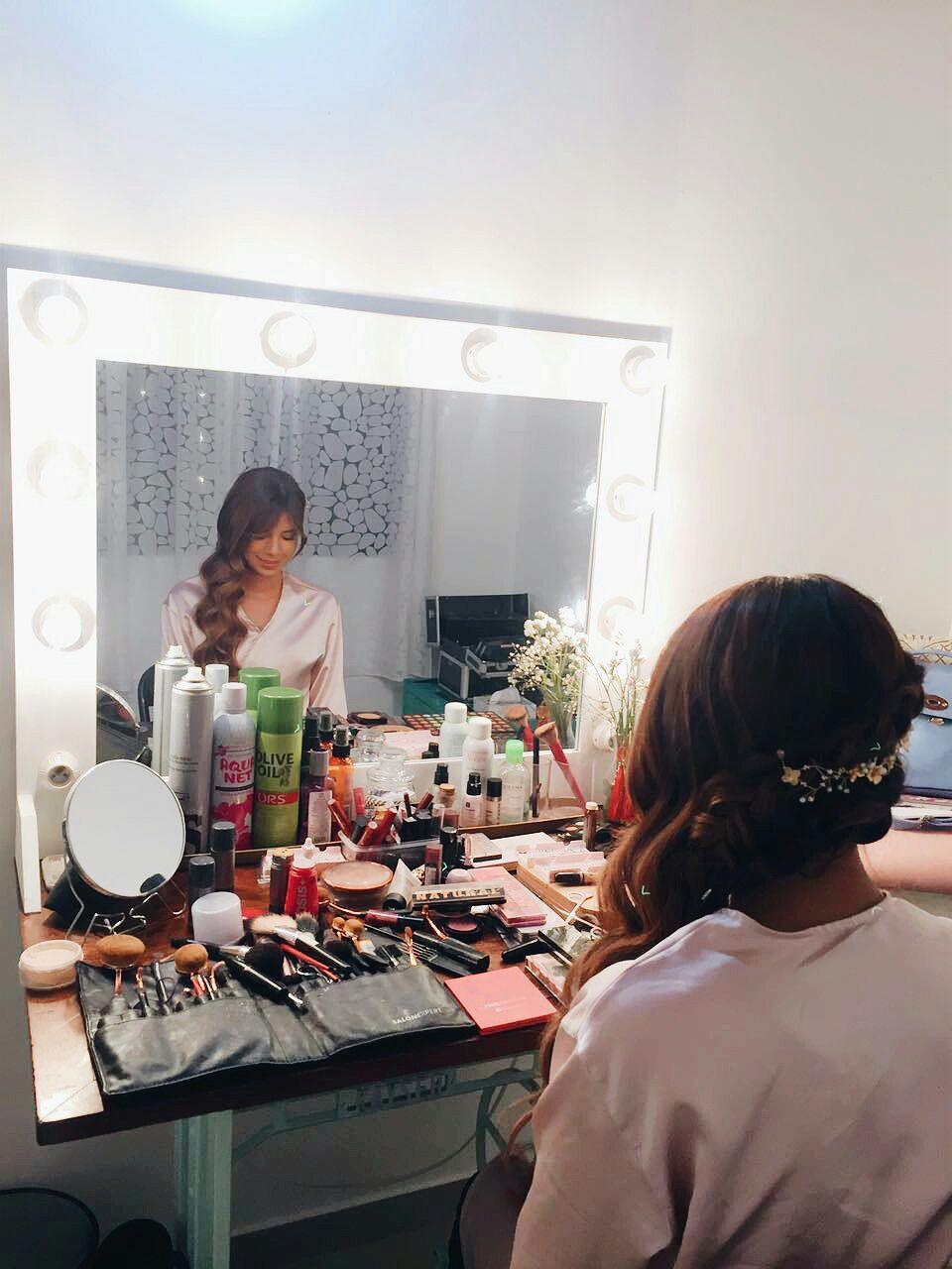 Maquillaje y peinado: @laupantoja    Fotos: @leogarzonph