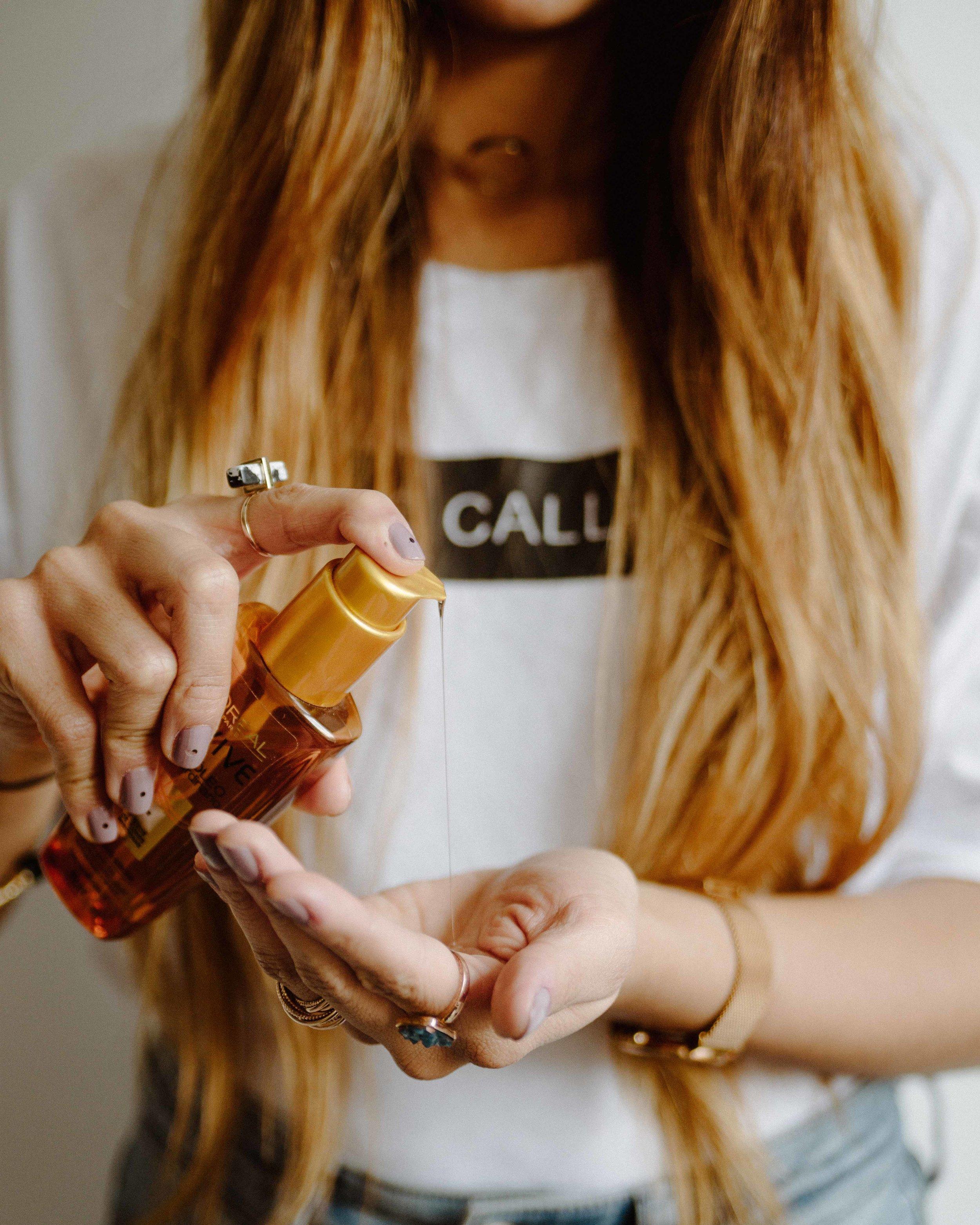 Siempre he usado los aceites de Hask, que vienen en botellas pequeñas pero ahora probé este y me ENCANTA!