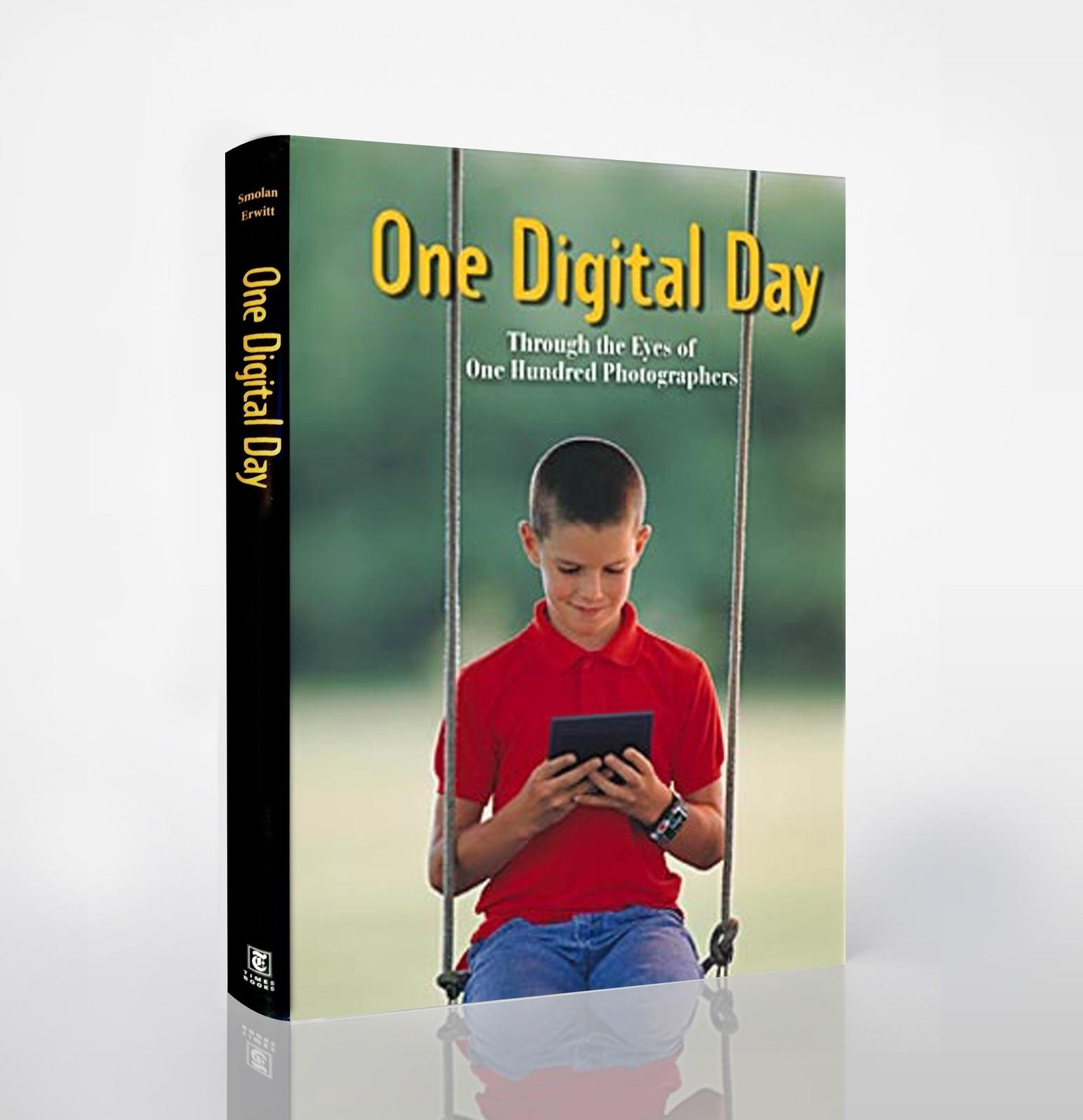 One Digital Day By Rick Smolan & Jennifer Erwitt