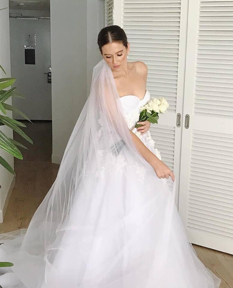 My dress was amazing -