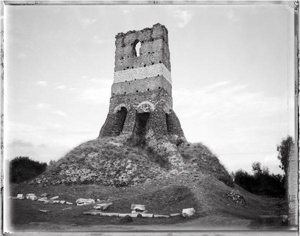 """Roman Remnants #1, Via Appia-Antica"" by  Henrik Kam  ."