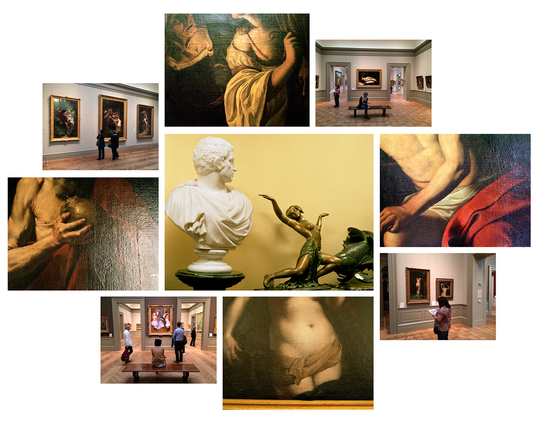 The Museum – Arrangement #5