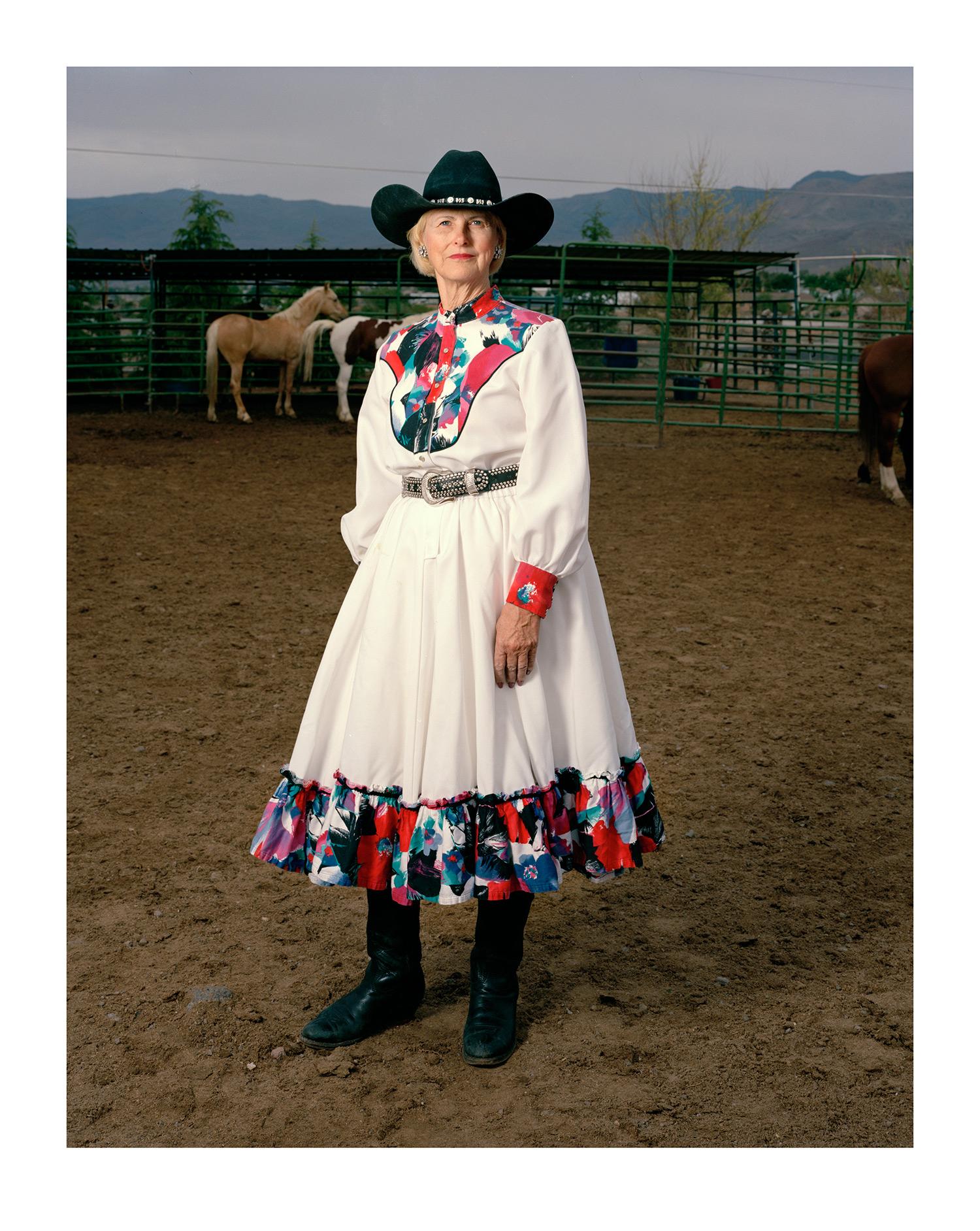 Weekend Cowgirl