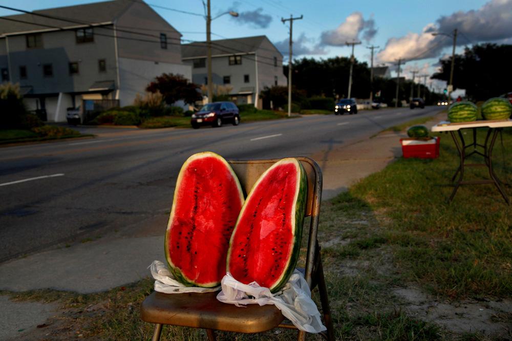 Watermelon, by Preston Gannaway