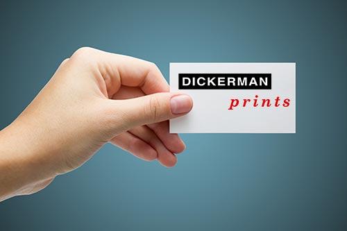 Dickerman Prints Gift Cards