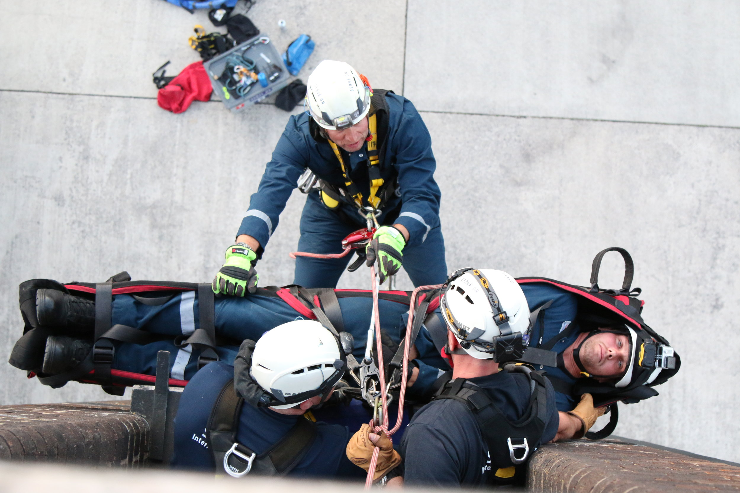Rescue at Height -