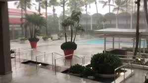 Irma's high winds tore off the roofs of even the 'most sturdy' buildings. Photo: The Guardian