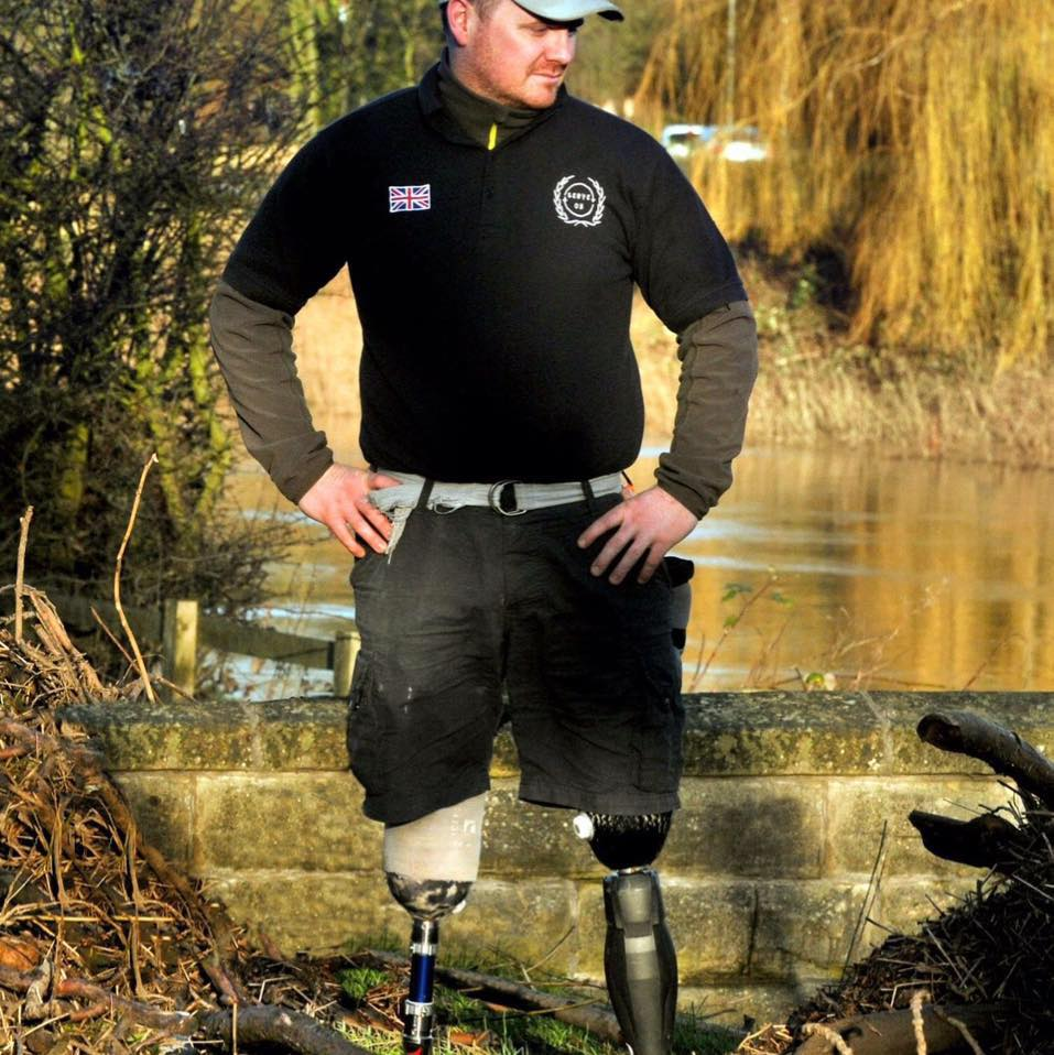 Serve On ambassador Pete Dunning is among the 72 members of the UK Invictus Games team heading Down Under.