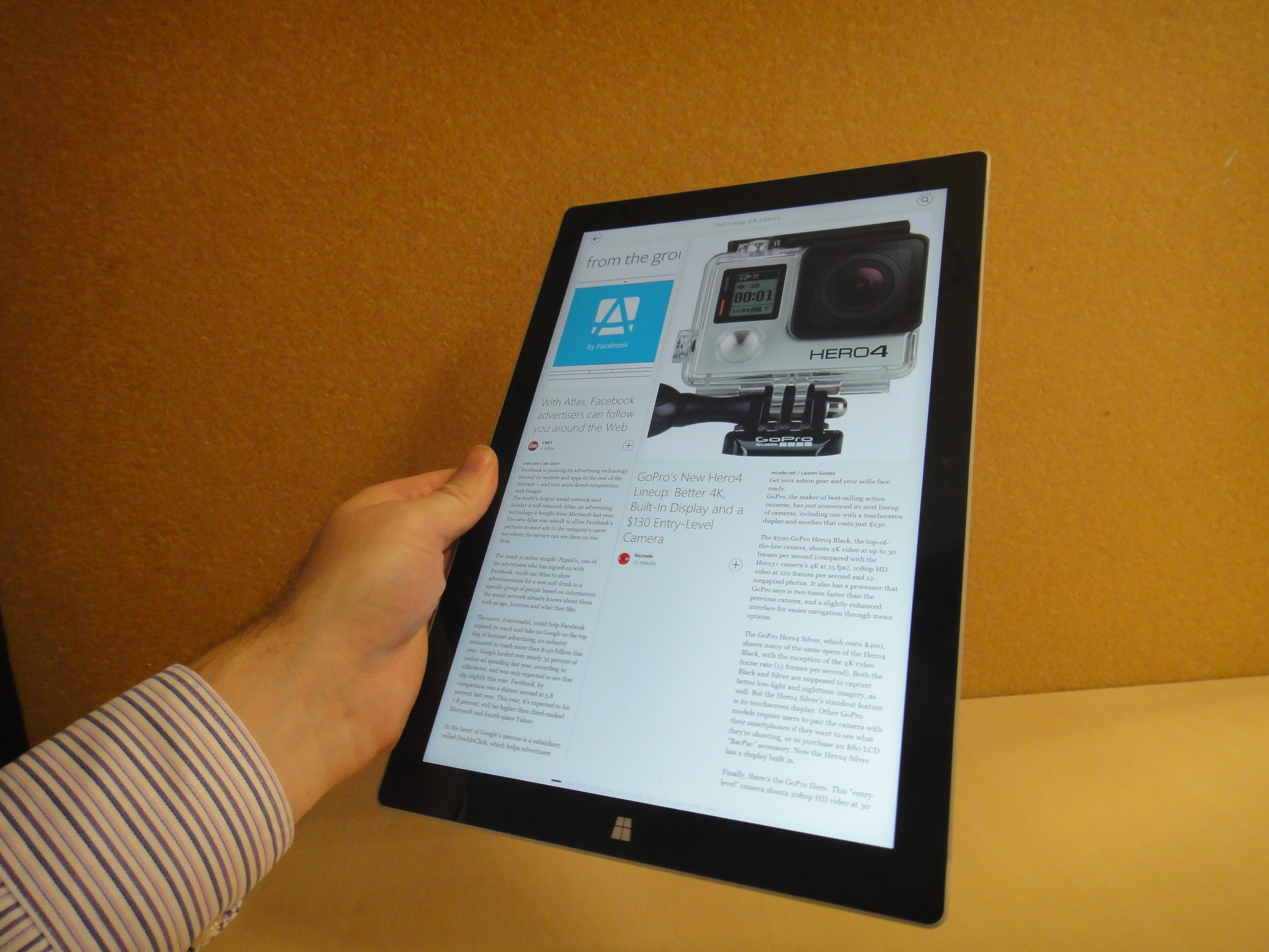 Readly app means your magazine library has gone digital