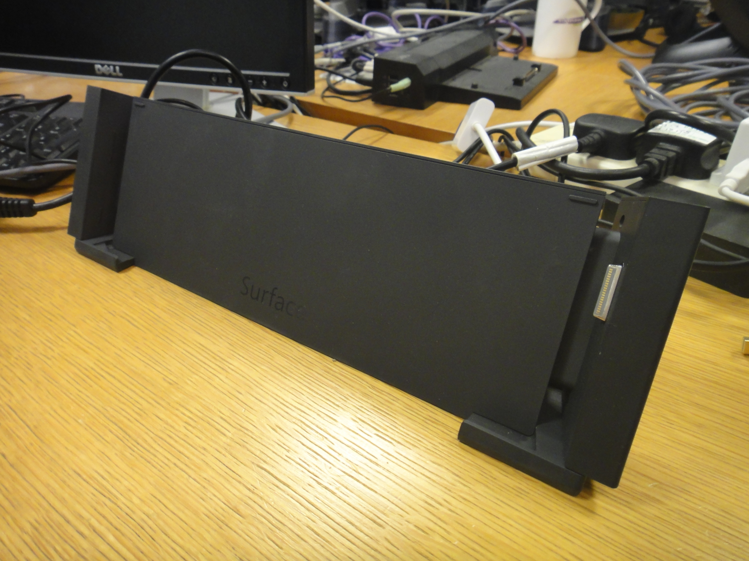 The official Surface Pro 3 docking station