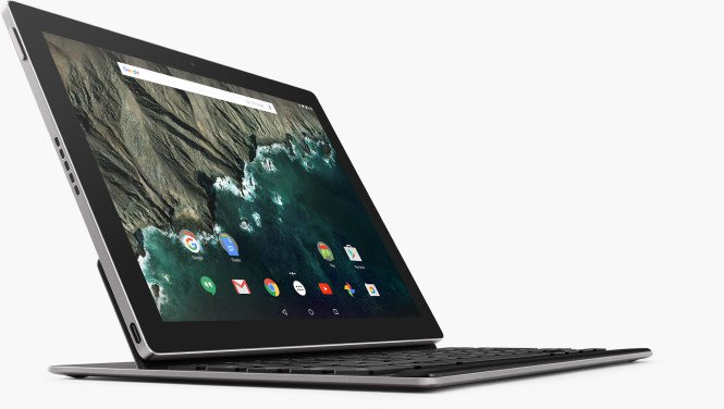 Google haven't gone for the huge screen, but are chasing the same market