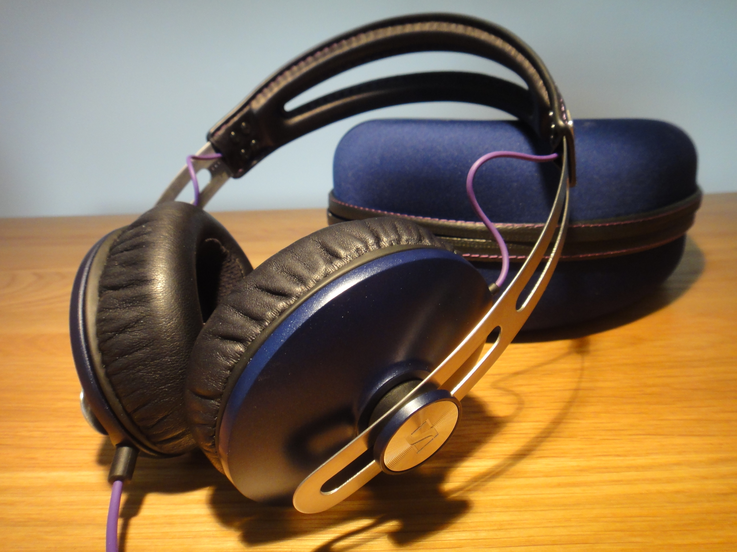 The original Sennheiser Momentums are, to my mind, the best mass market headphones around