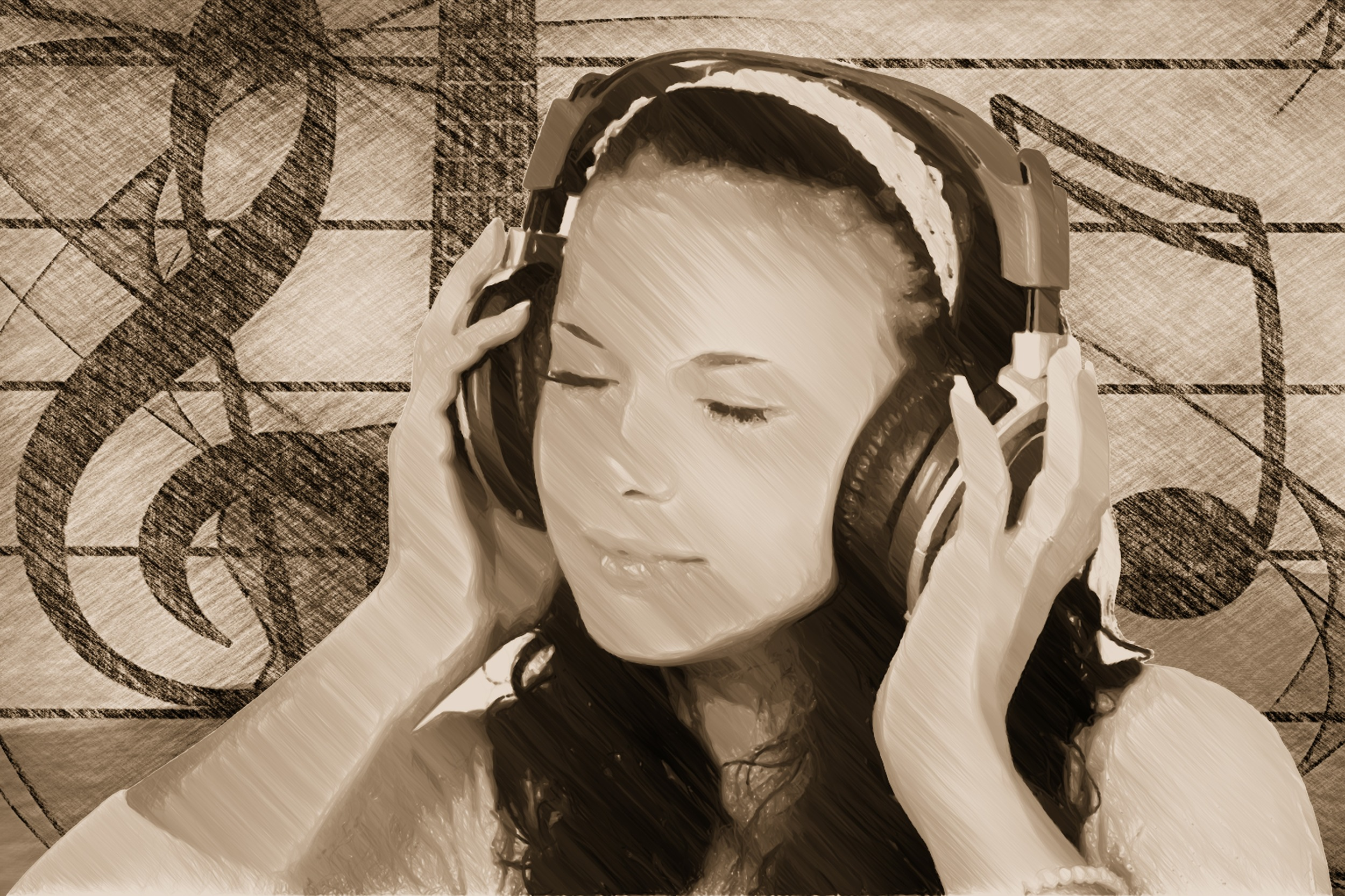 girl listening to music on headphones.jpg