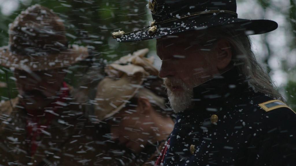 """Dominion Creek/An Klondike"" - a new 4 part drama series for TG4"
