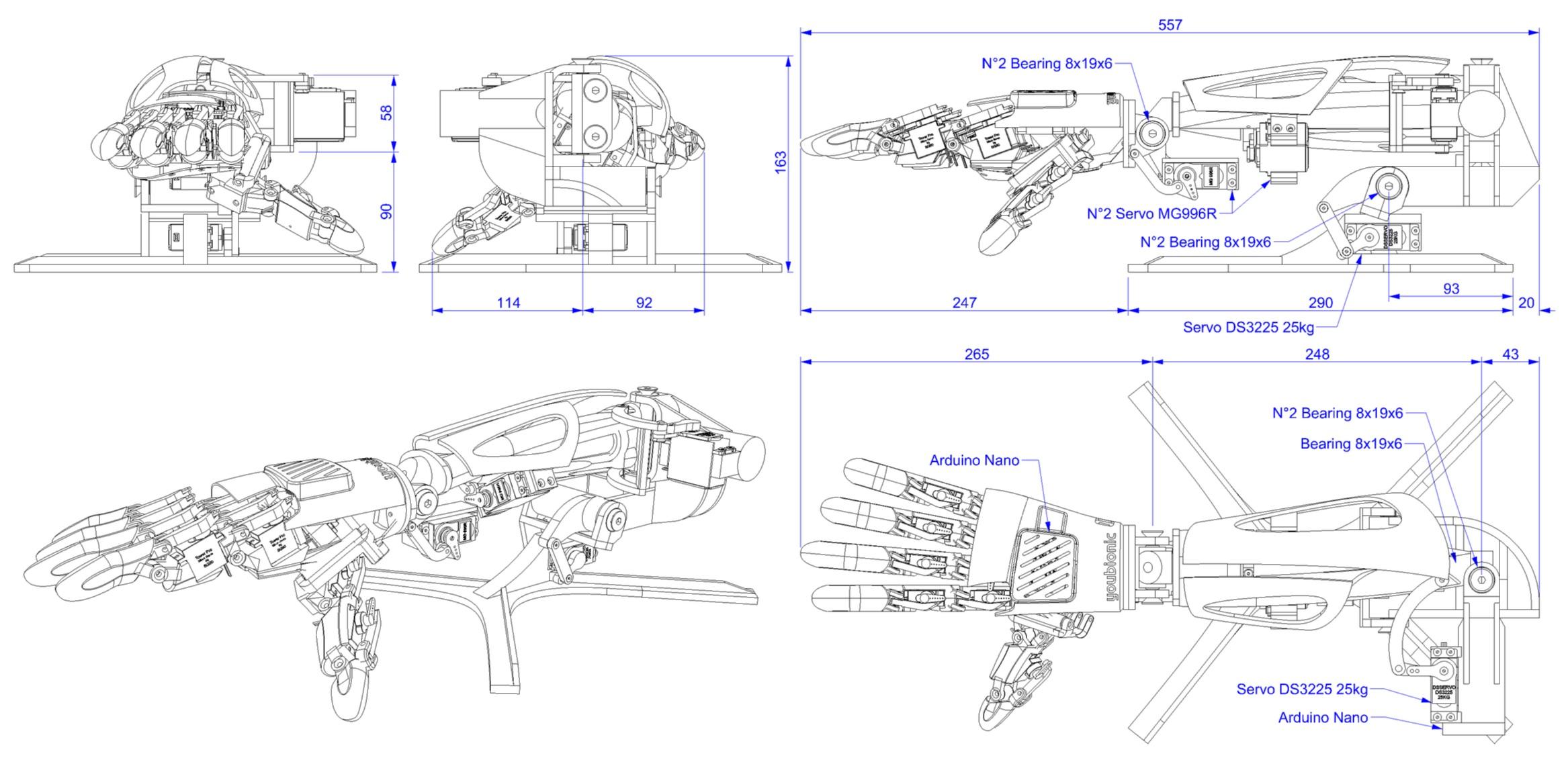 Robotic+Hand