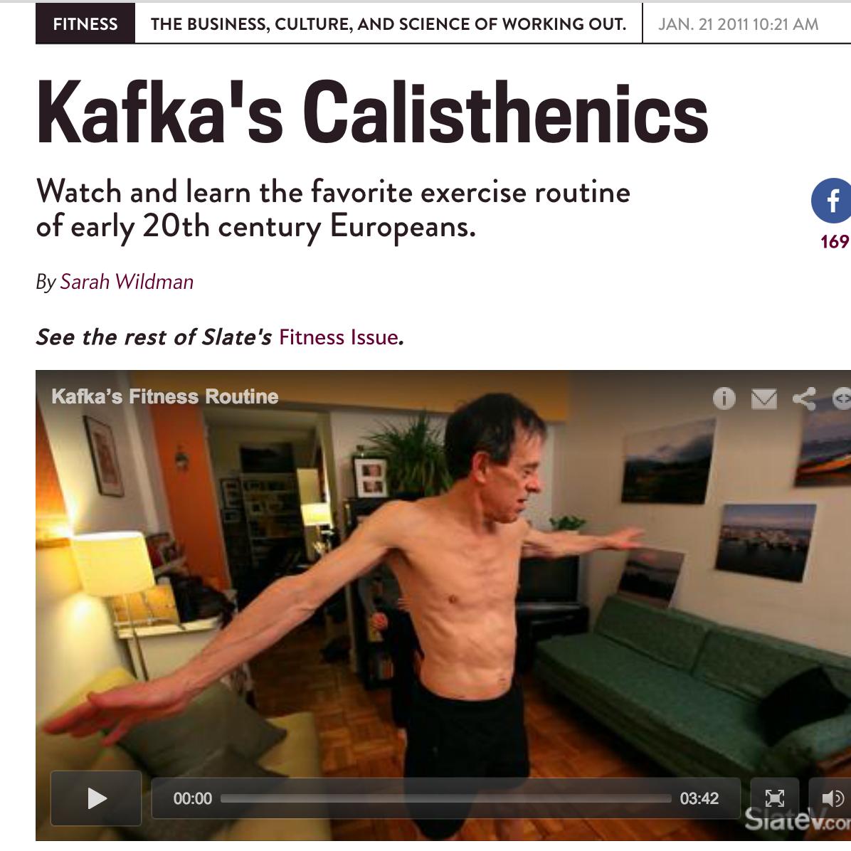 Kafka's Calisthenics