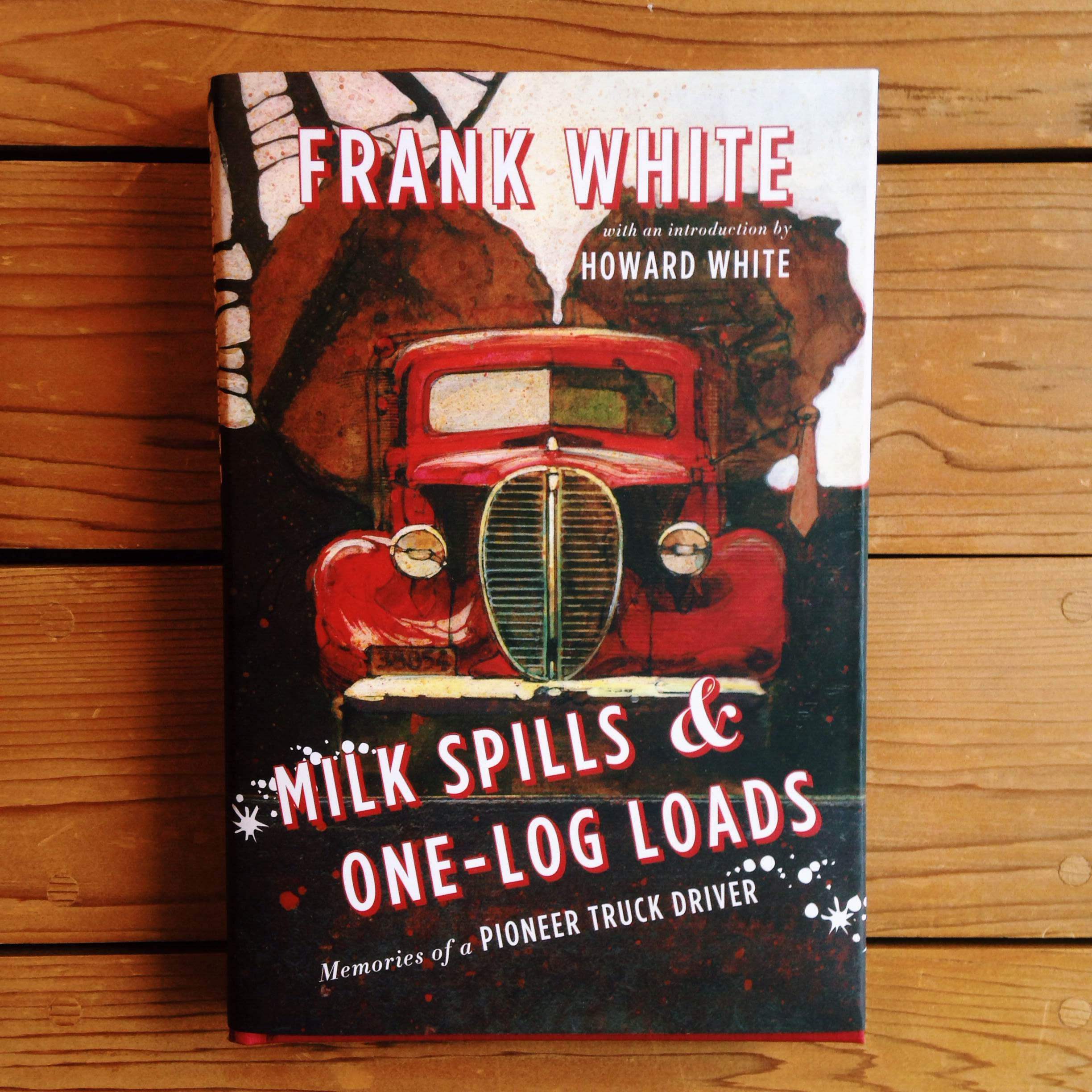 Milk Spills and One Log Roads