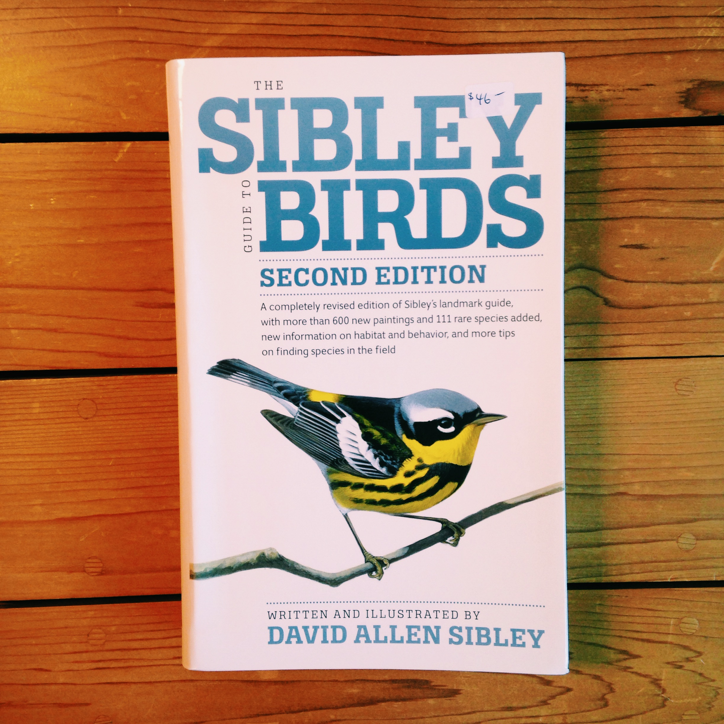 The Sibley Guide to Birds - Second Edition