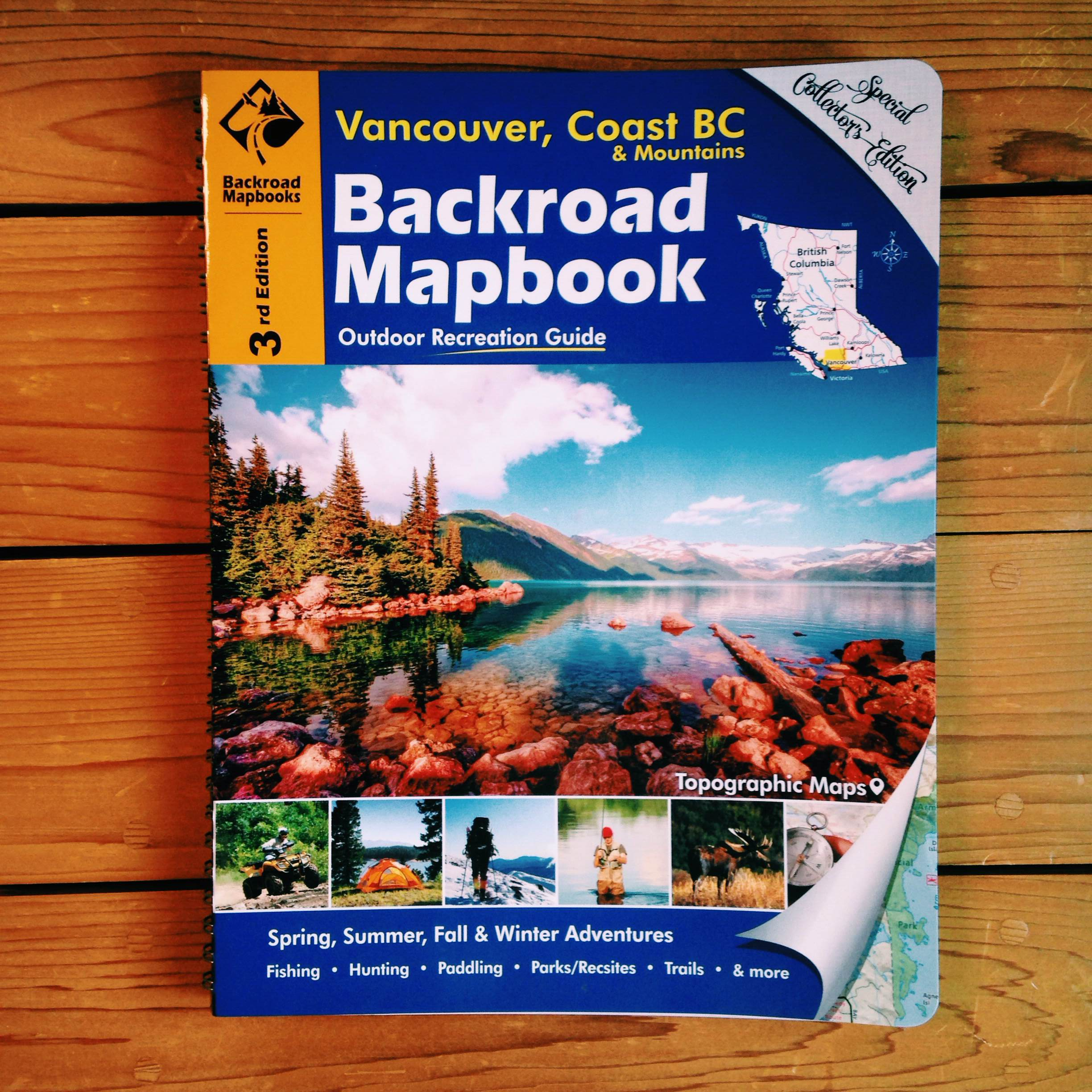 Backgroad Mapbooks