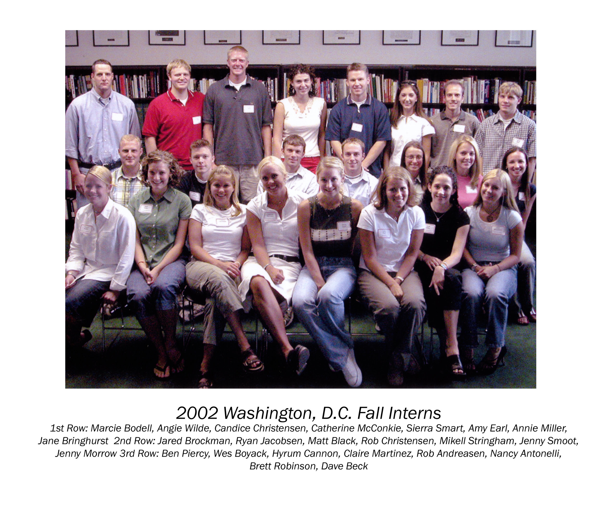 2002 Washington, D.C. Fall Interns copy.jpg