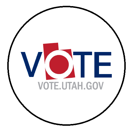 Planning on voting here in Utah?  Click  here  for registration and election deadlines.  Click  here  for Utah voter-ID laws.