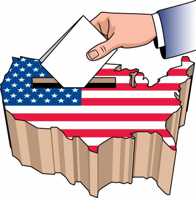 Planning on voting out of state?  Click  here  for registration and election deadlines.  Click  here  for state voter-ID laws.